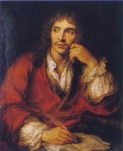 Molière,dramaturge français