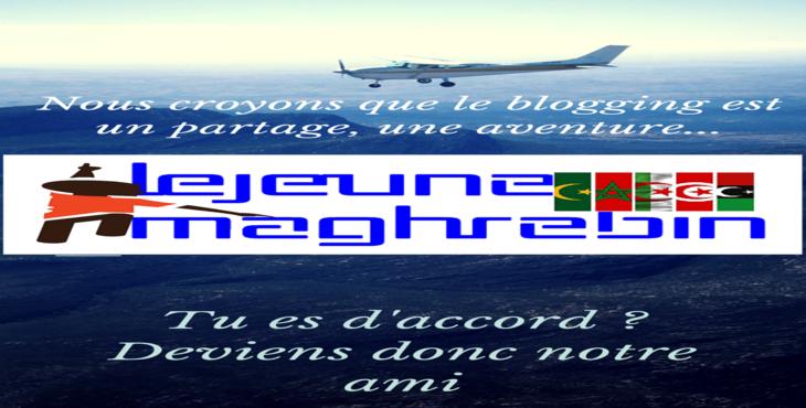 Le Jeune Maghrébin+Canva