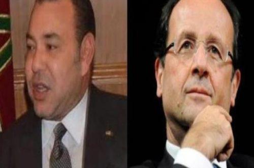Article : Mais que se passe-t-il entre le Maroc et la France ?