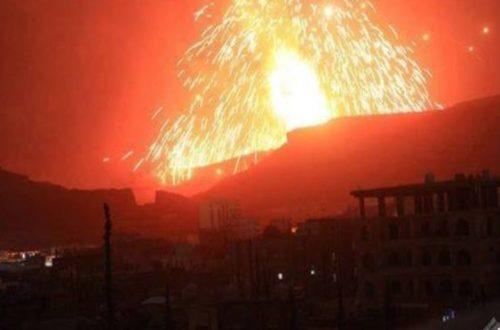 Article : Le bombardement du Yémen vu par mon ami (2)