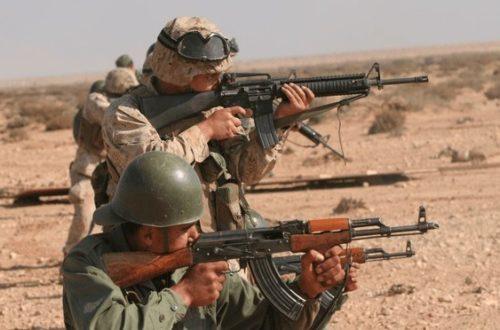 Article : Des soldats marocains au service de l'injustice