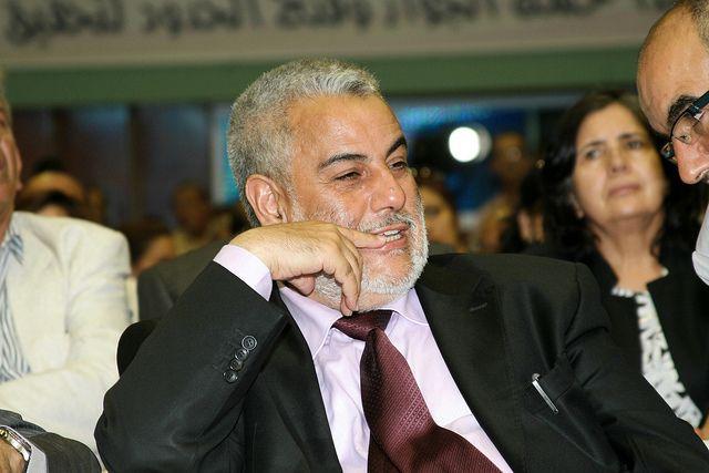 Le Premier _ministre marocain_Benkirane